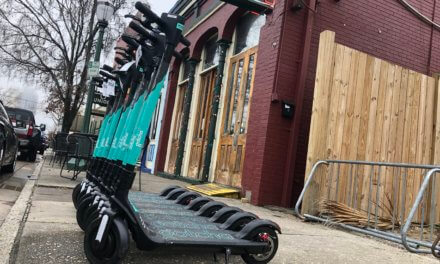 Downtown e-scooters undergo safety changes for Mardi Gras