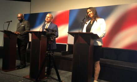 Democratic congressional candidates debate ahead of March 3 primary
