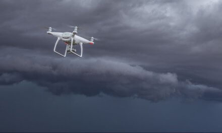Officials consider drones for post-storm assessment