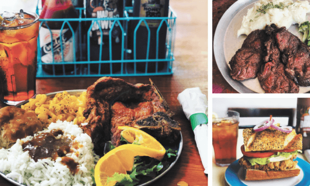 Old-fashioned diner downtown delivers on classics, surprises