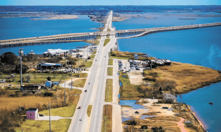 Spanish Fort awarded first grant for ambitious Causeway pedestrian plan