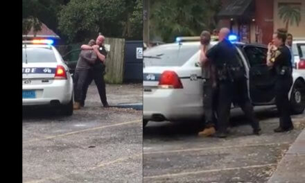 MPD officer disciplined over arrest caught on camera