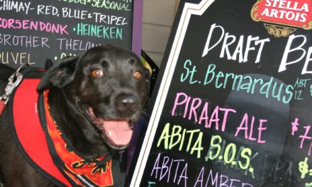 Bill to allow dogs in outdoor restaurant areas passes House