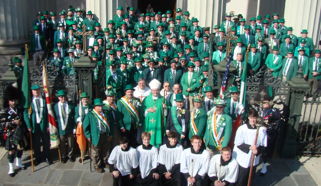 FSoSP to host 67th St. Patrick's Day Celebration downtown