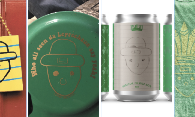 A look at the Crichton Leprechaun, the products it inspired