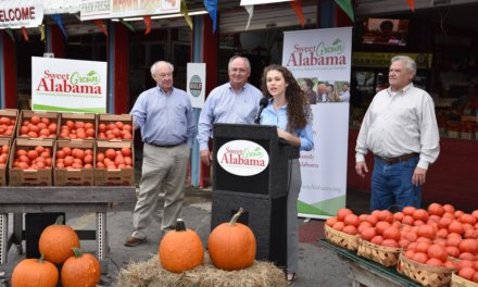 Marketing program to promote state produce, products