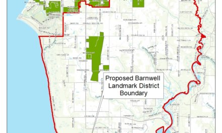 Baldwin landmark districts will appear on November ballot
