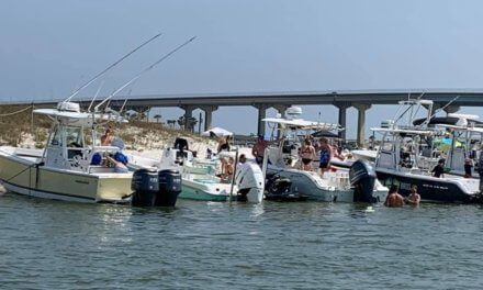 Orange Beach Mayor: Robinson Island will remain open, social distancing guidelines enforced