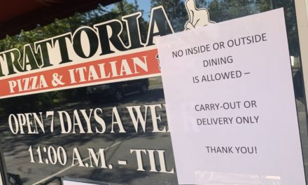 Baldwin County pizzeria briefly shut down for defying state health order