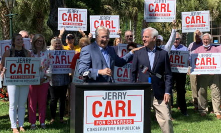 Bradley Byrne endorses Jerry Carl for Congress