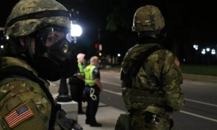 Ivey authorizes Alabama National Guard to respond to 'violent protesters'