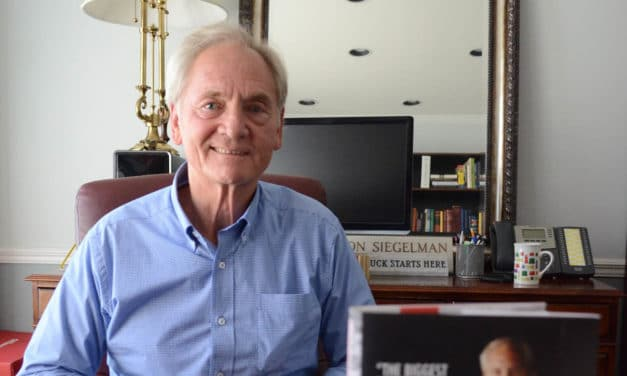 Former Gov. Don Siegelman discusses trial, conviction and future in new memoir
