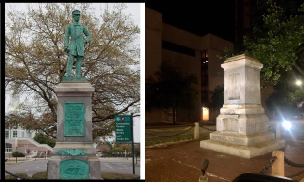 Mobile mayor says removal of Confederate statue 'consistent with state law'