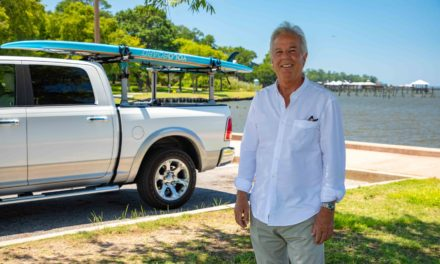 Fairhope mayoral candidate running on good vibes only