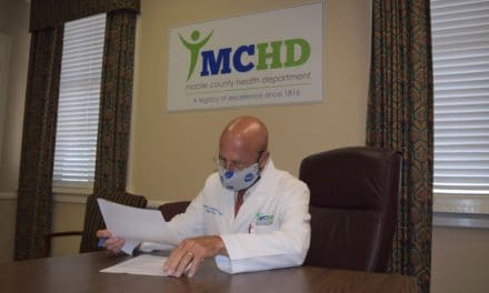 Health officer mandates masks in unincorporated areas of Mobile County