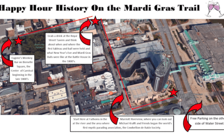 Organizer of 'Mardi Gras Trail' discusses how plan fell apart