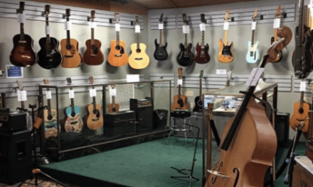 Instrument repair and instruction keep local music stores humming