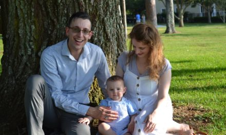 City Council candidate Joshua Gammon is 'focused on Fairhope's families'