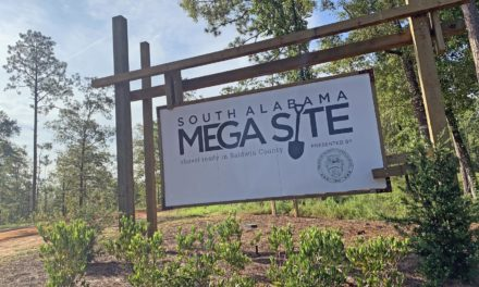Mega Site improvements nearing completion