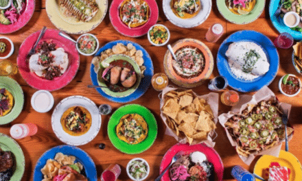 "Roosters Latin American much more than just your ""Best Mexican"""