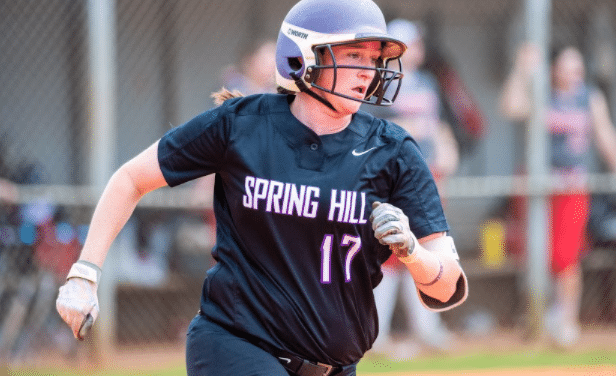 SHC athlete nominated for NCAA Woman of the Year Award