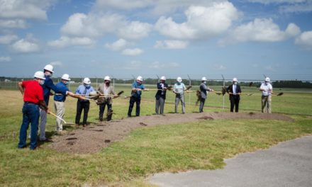 Jack Edwards Airport to build tower, introduce passenger service