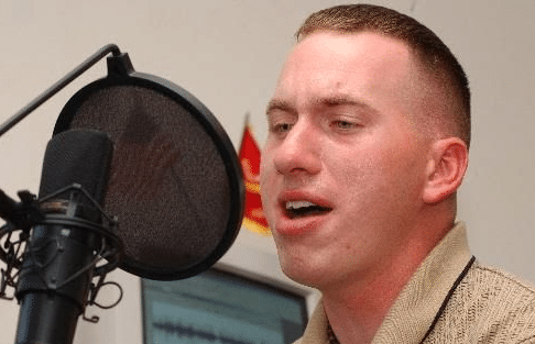 Veteran finds voice in country music
