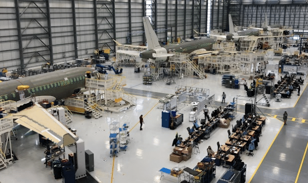 Airbus quietly celebrates five years of manufacturing in Mobile