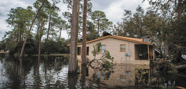 Hurricane Sally slams Baldwin County, officials pursue full recovery