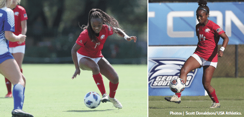 Fowler, Morris among NCAA Woman of the Year nominees