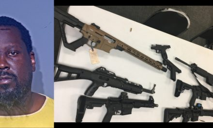 Suspect in Bass Pro Shops shooting arrested on multiple charges