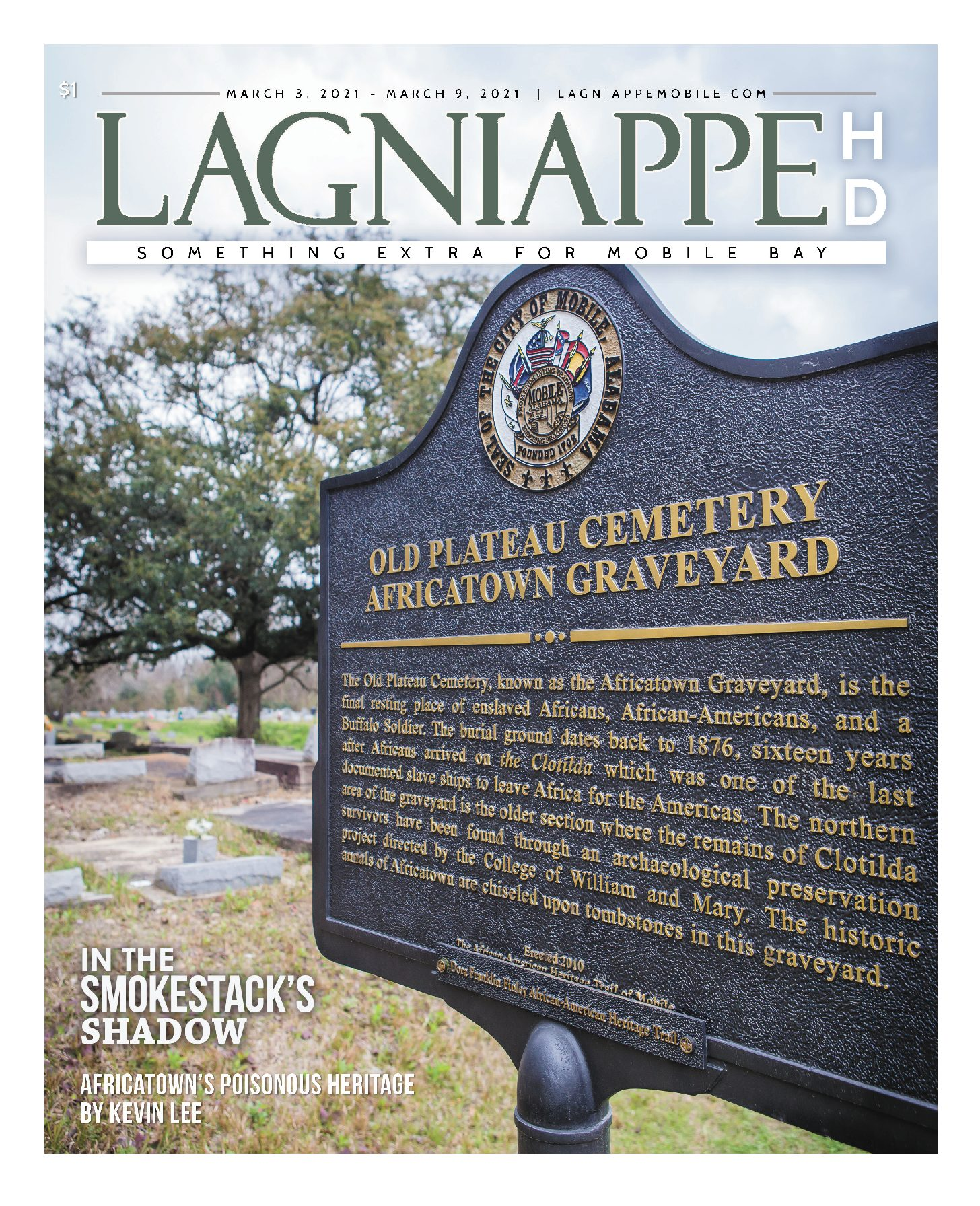Lagniappe: March 3, 2021 – March 9, 2021