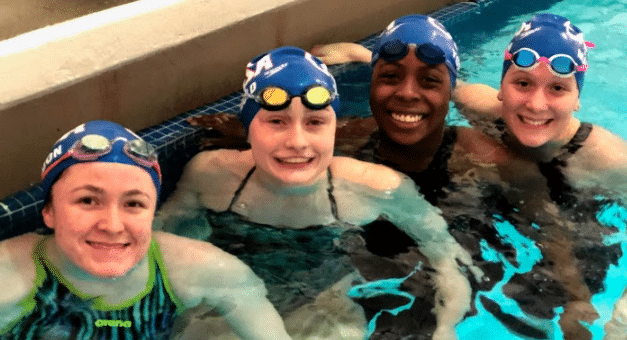 Swimming group hosts fundraisers to help stay afloat