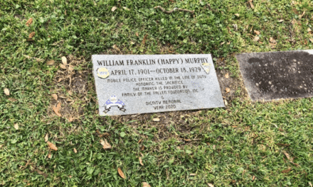 Mobile officers killed on duty receive grave markers 90 years after deaths