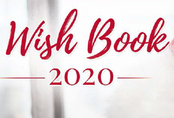 Presenting the Lagniappe Holiday Wish Book 2020