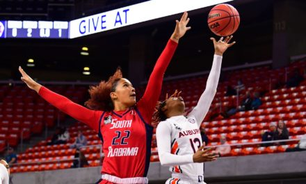 Auburn women defeat South Alabama