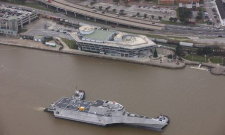 USS Mobile to be commissioned in 2021