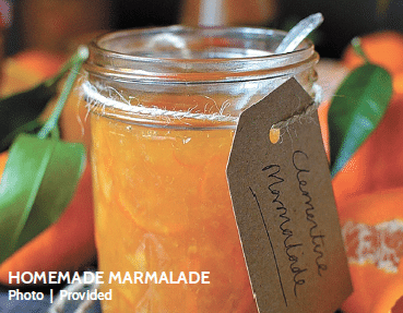 If life gives you kumquats, make marmalade: Holiday gifts from your garden