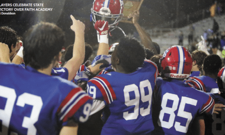St. Paul's claims Class 5A state championship