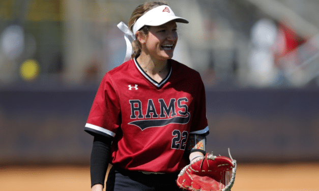 Rams' softball team wins SSAC Best Uniforms Contest