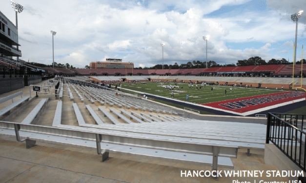 Senior Bowl ready for debut at Hancock Whitney Stadium