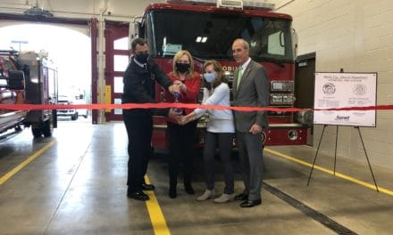 City officials cut ribbon on new Spring Hill fire station