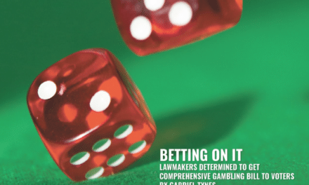 Lawmakers determined to get comprehensive gambling bill to voters