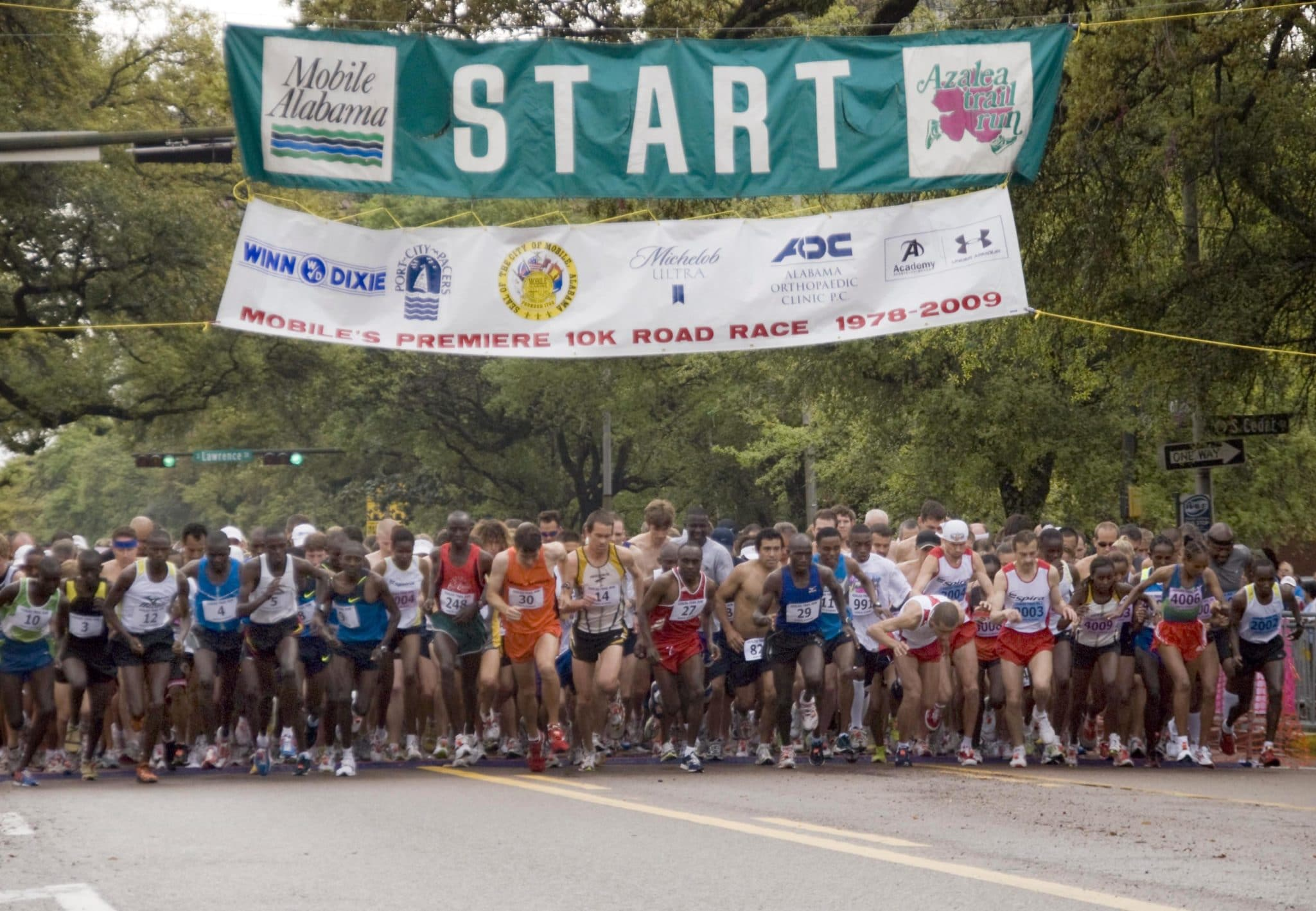 Azalea Trail Run threatened by rising costs – Lagniappe Mobile