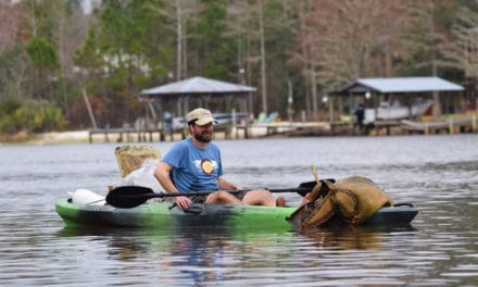 South Alabama Land Trust hosts 'Floating Cleanup' March 20