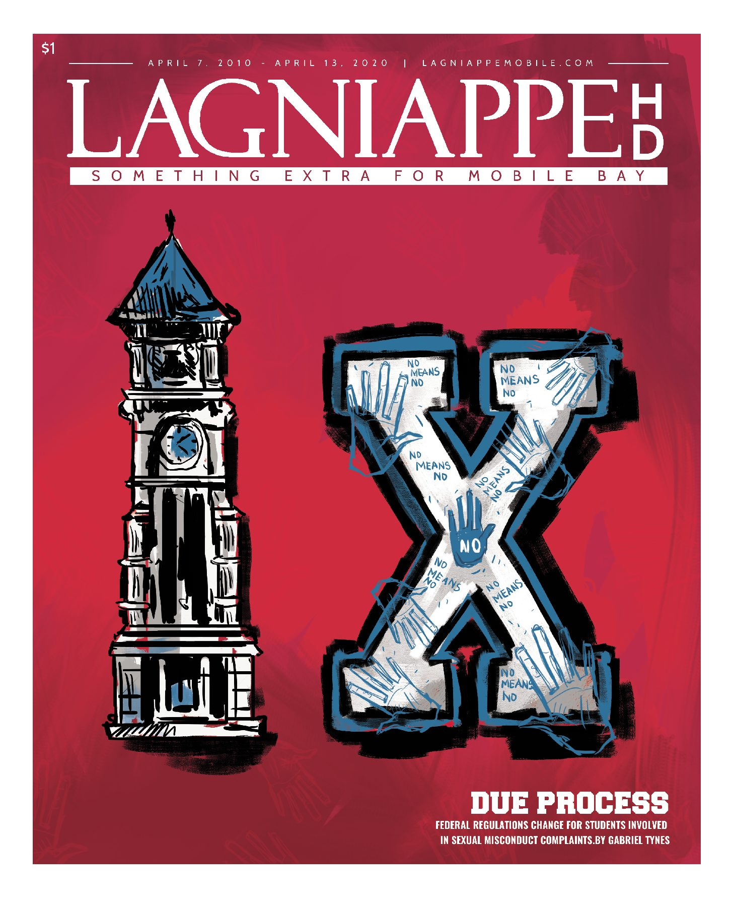 Lagniappe: April 7, 2021 – April 13, 2021