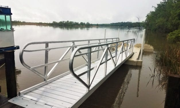 Blakeley adds kayak launch on Tensaw River