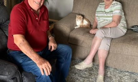 Community bands together to find Mitsi the cat