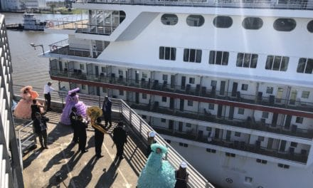 Stimpson speaks out against CDC cruise guidelines