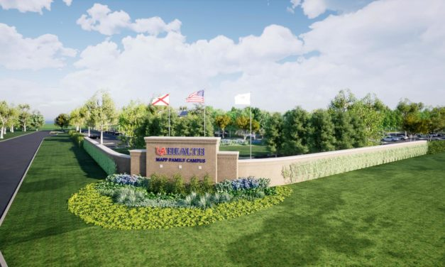 USA breaks ground on Fairhope's Mapp Family Campus